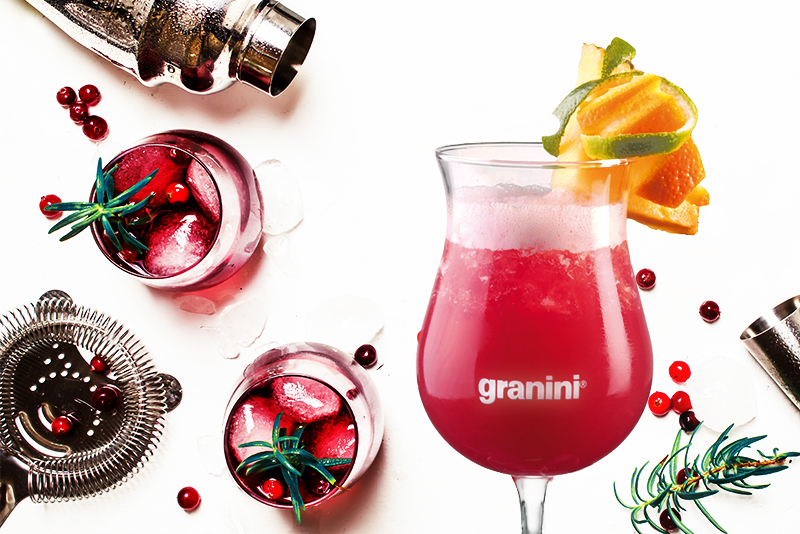 [Translate to FR:] Granini - Mocktails